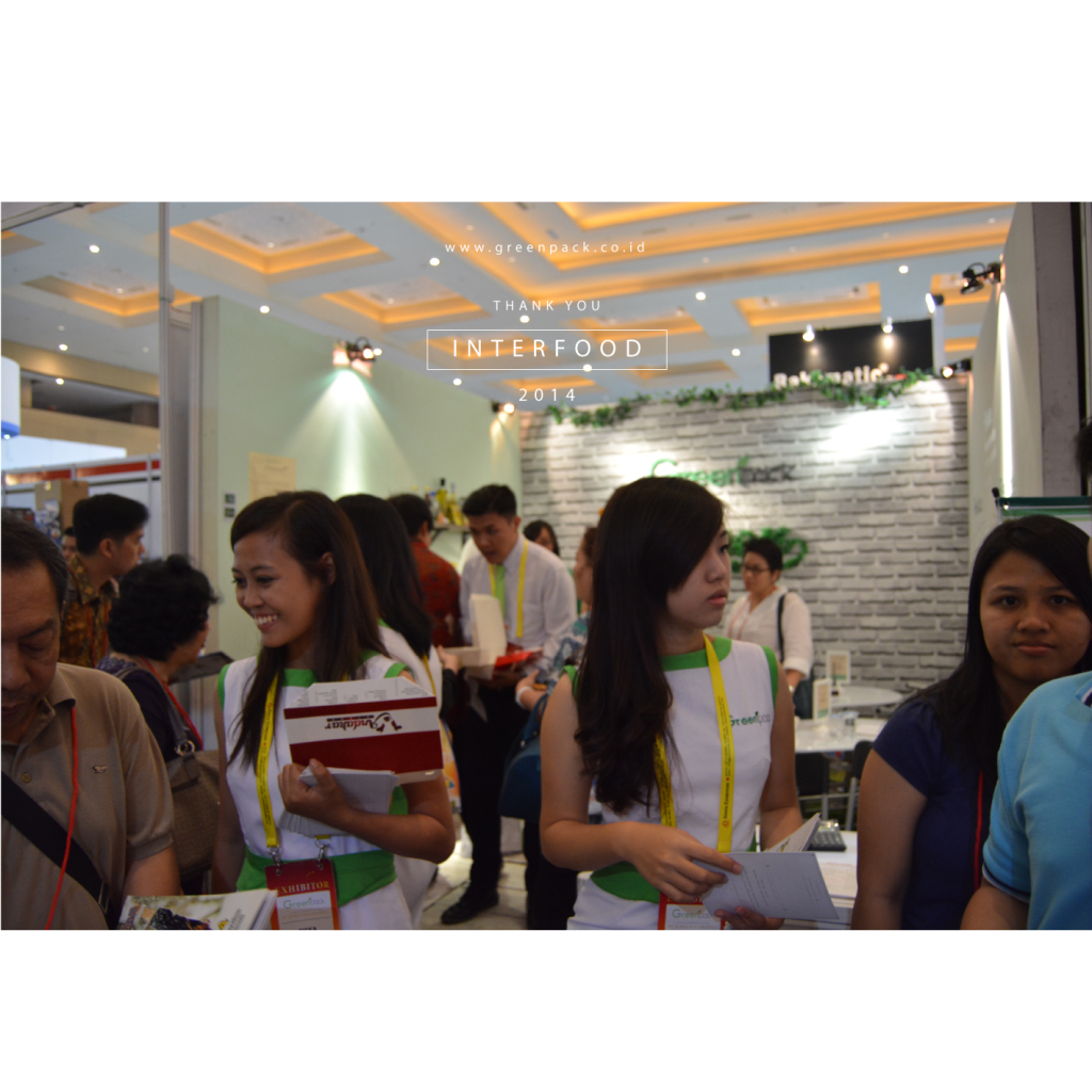 Pameran Interfood JIEXPO Kemayoran November 2014